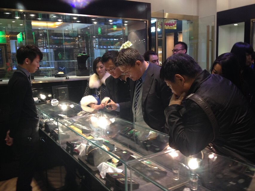 清华大学彩宝、翡翠、钻石鉴赏设计与投资收藏专修班