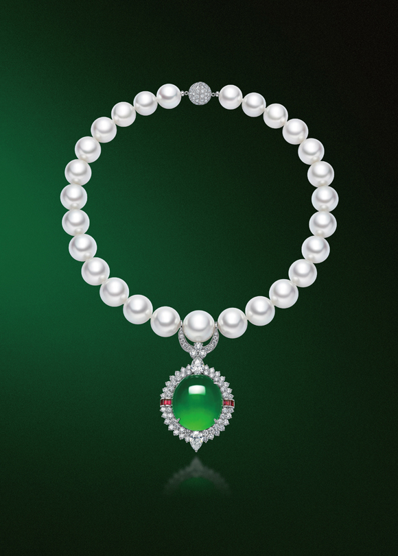 TTF高级珠宝《福禄未央》
