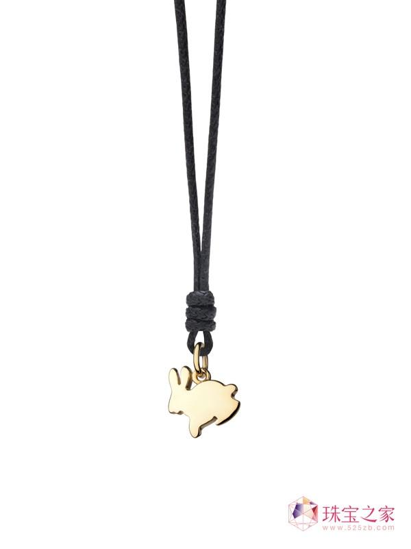 兔子18K黄金起价RMB1,390,DODO献礼2015情人节 如果我是罗密欧