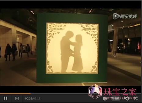 千年珠宝KISS BOX 将在9大金鹰商场浪漫上演2