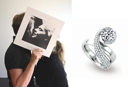 千年珠宝KISS BOX 将在9大金鹰商场浪漫上演3