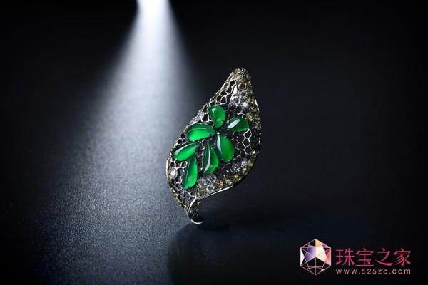 2015独立首饰设计师时尚珠宝艺术联展精彩预展(二)