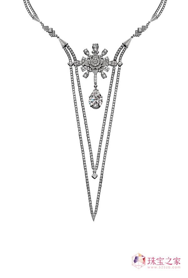 典藏臻品钻石奢华助阵
