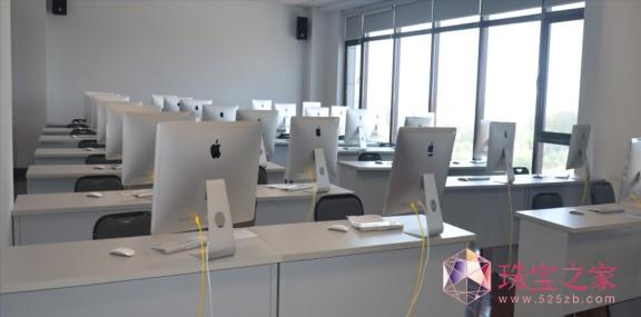 北京高等珠宝研修学院珠宝设计教室