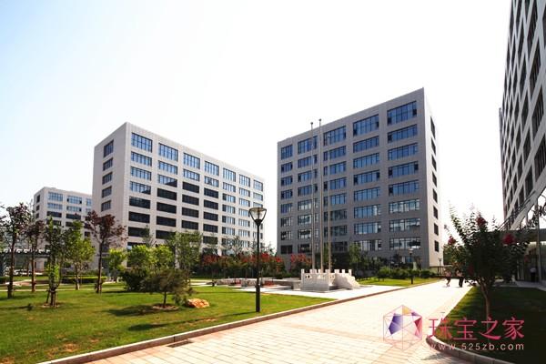 北京高等珠宝研修学院简介教学楼