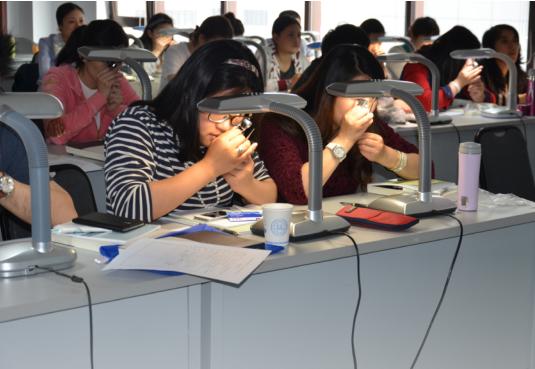 北京高等珠宝研修学院-钻石鉴定与分级课程招生