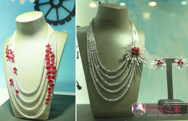 爱迪尔珠宝品牌印记产品形象款
