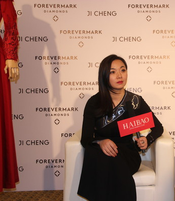 Forevermark®永恒印记2015承诺活动合作伙伴、知名服装亚洲城ca272吉承女士