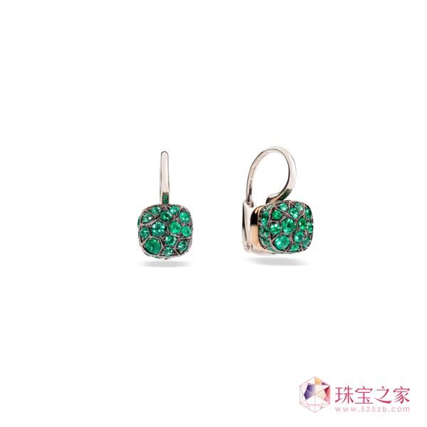 张碧晨佩戴POMELLATO珠宝 亮相时尚颁奖礼白金和玫瑰金镶绿紫晶、紫晶及钻石