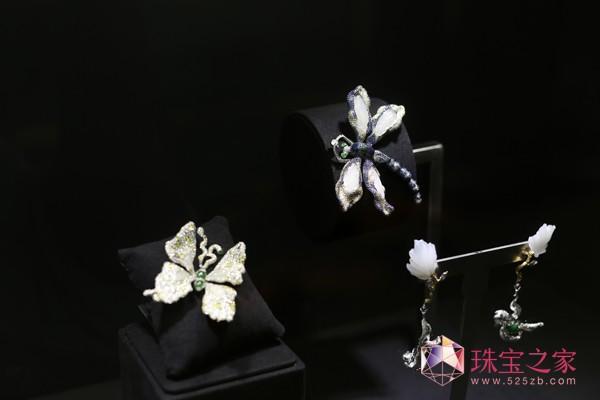 马瑞雕刻艺术珠宝近年来在珠宝设计界的初露锋芒