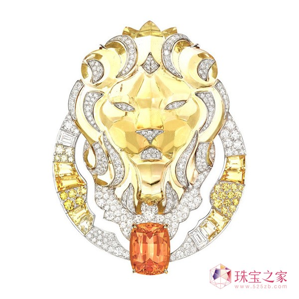 动物创意元素 珠宝的玩趣时刻