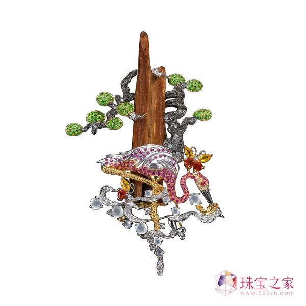 尋覓-黃湘晴沉香 珠寶