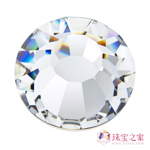 宝仕奥莎机切平底烫石VIVA 12®糅合了宝仕奥莎捷克仿水晶切割技术的古老传统,12面切割闪耀着生命的光芒。