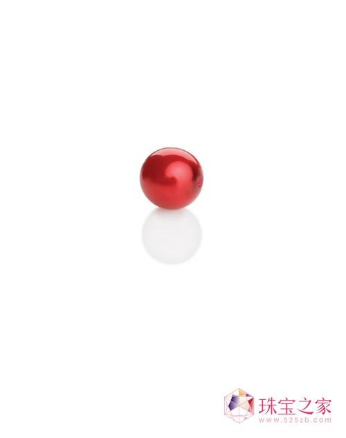 宝仕奥莎的水晶珍珠是天然或人工养殖珍珠的完美仿制品。