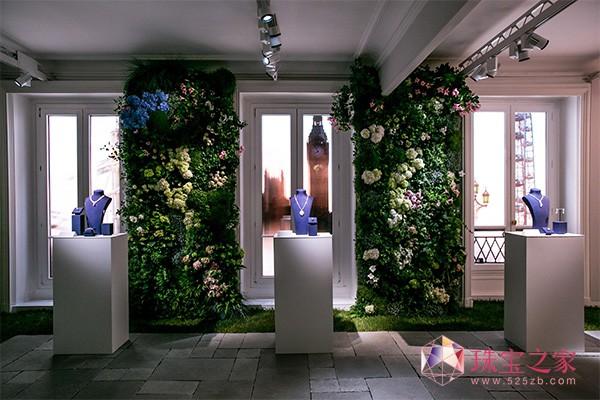 戴比尔斯钻石珠宝London by De Beers伦敦印象系列巴黎高级珠宝展绽放璀璨光华