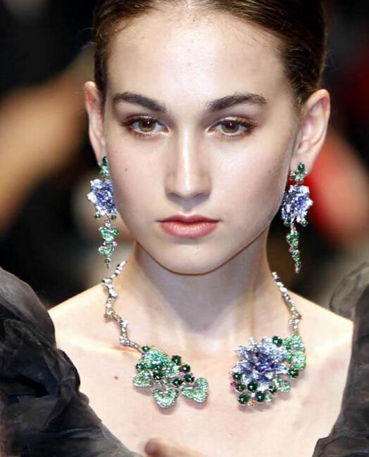 上海国际时装周 高定珠宝服饰群秀