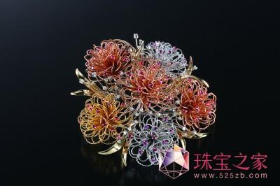 日本珠宝协会公布jja珠宝设计大奖