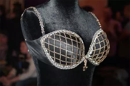 维秘秀20款天价珠宝Bra 宝石色彩的荣耀!2
