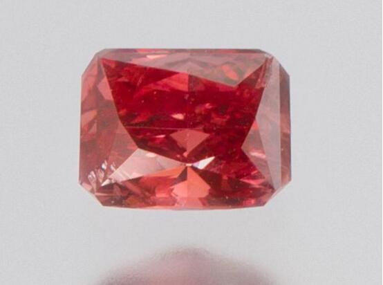 红色钻石估价