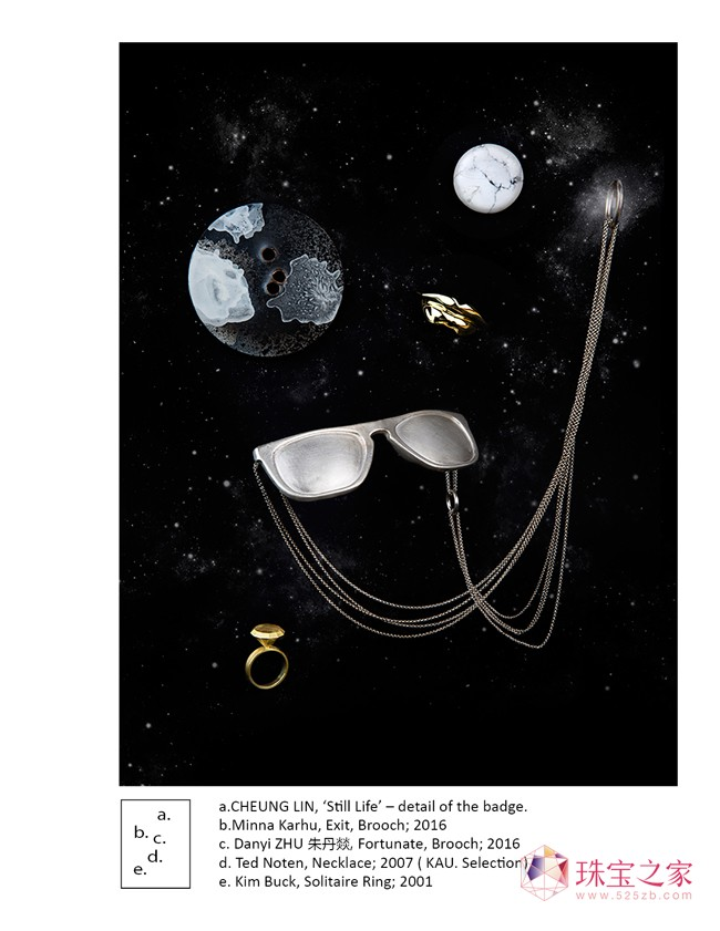 TP2016三生万物-国际当代首饰设计艺术大展