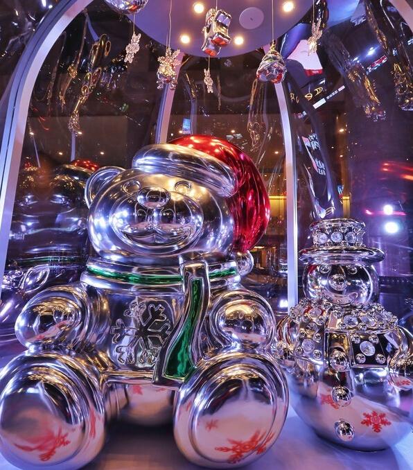 PANDORA于上海瑞安广场打造魔幻圣诞乐