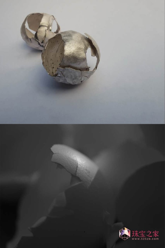 以色列当代艺术首饰联U乐娱乐官网「振翼」与「壳•内•外」开幕