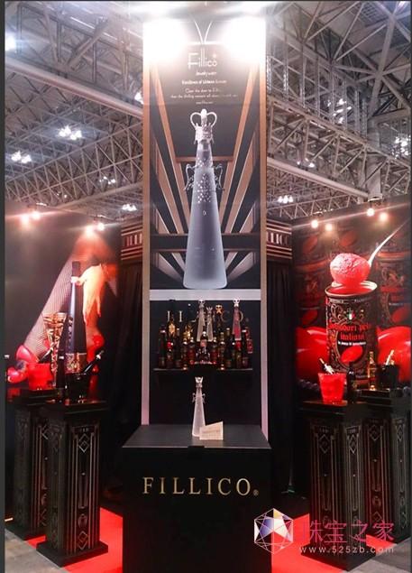 FILLICO珠宝水|盛装绽放2017上海国际珠宝首饰展