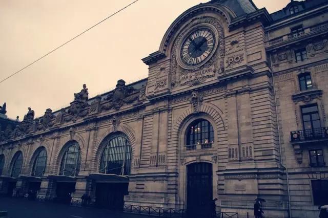 奥赛博物馆
