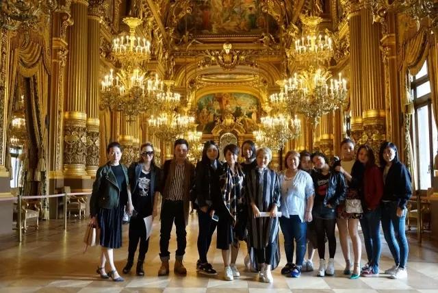 法兰西课堂在皇家歌剧院