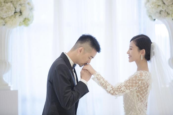 Chopard萧邦见证杨子姗浪漫婚礼