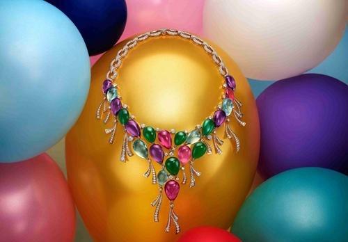 BVLGARI宝格丽推出华美闪耀的高级珠宝系列--Festa欢筵享宴