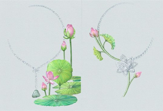 戴比尔斯推出全新莲花系列高级珠宝 品牌挚友范冰冰倾情演绎