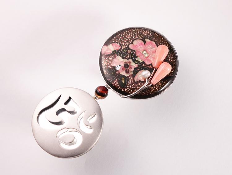 珠宝艺术家宫平:当代首饰是一个平凡首饰人的碑碣,镜花水月首饰系列