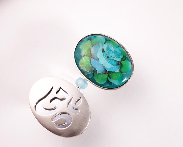 珠宝艺术家宫平:当代首饰是一个平凡首饰人的碑碣