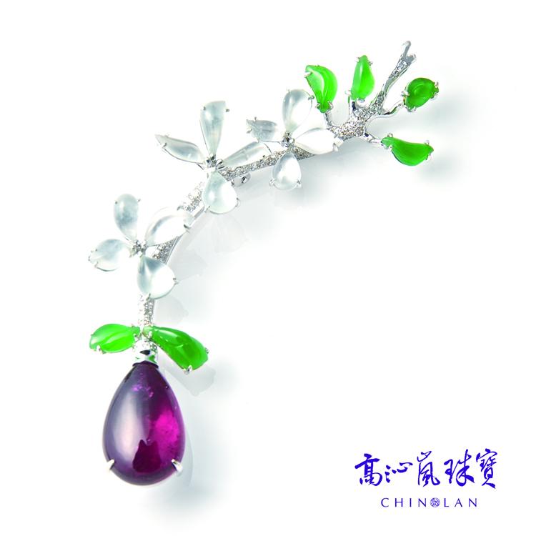 以设计传递台湾文化关怀,蕙质兰心