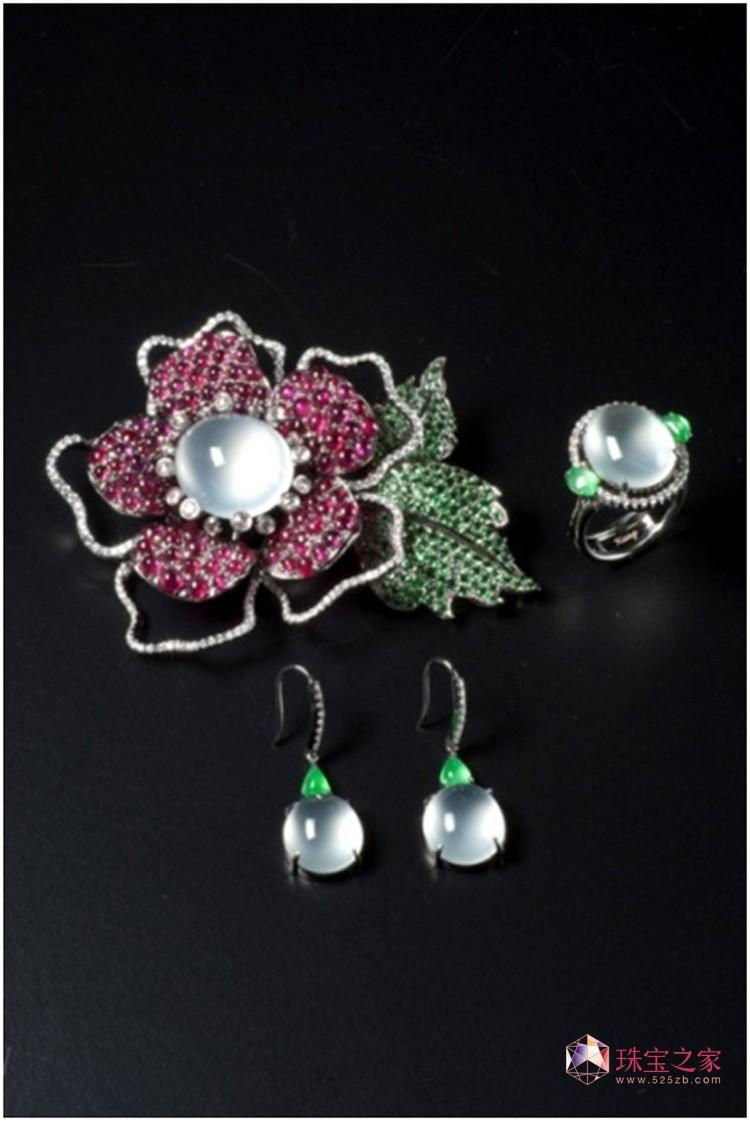 康玲纹 顶康珠宝 珠宝设计 自我 幻想 思想