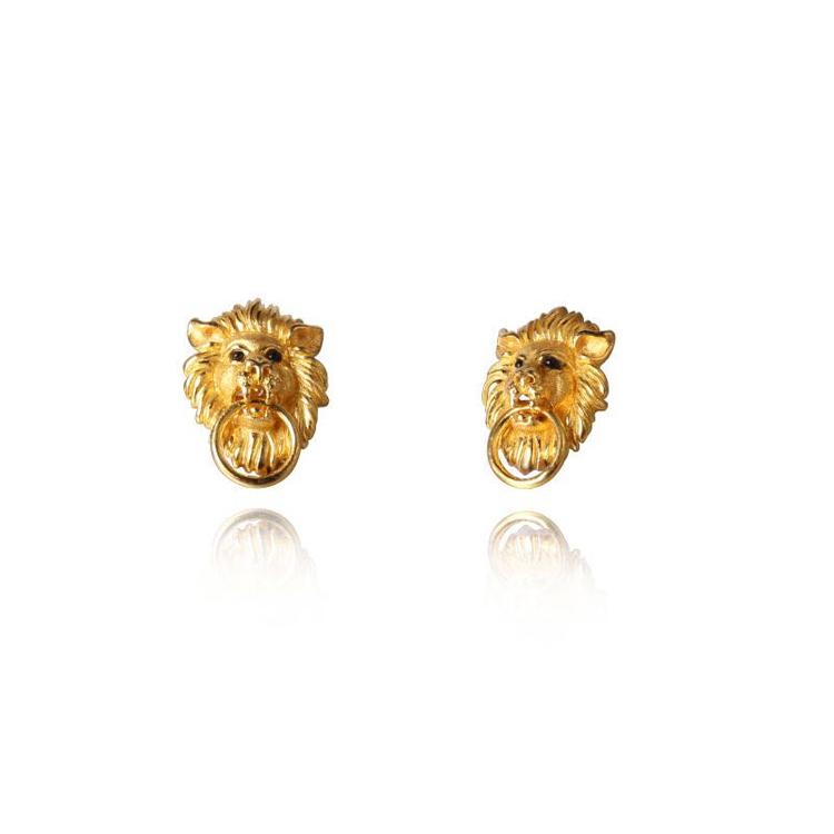 赵伟 两仪定制珠宝 设计美学 法式花园 梵克雅宝 狮首 翡翠 设计风格