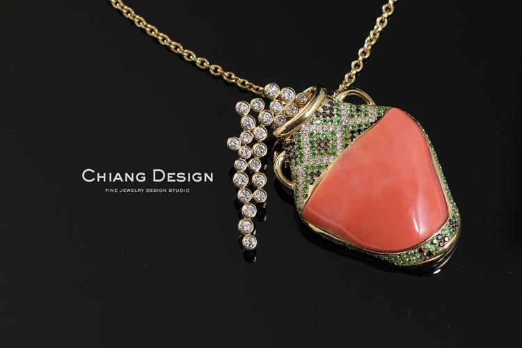 蒋滢 珠宝设计美学 创意 设计语言 世界 个性 生活 佩戴