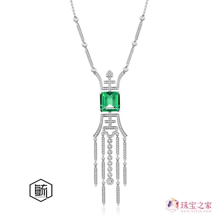新生代珠宝设计师张宇鹏:珠宝与诗的代言人