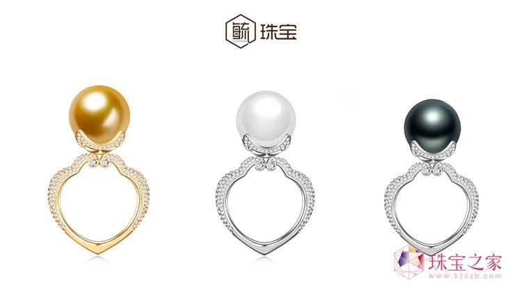 张宇鹏设计作品-毓珠宝《毓·如意》