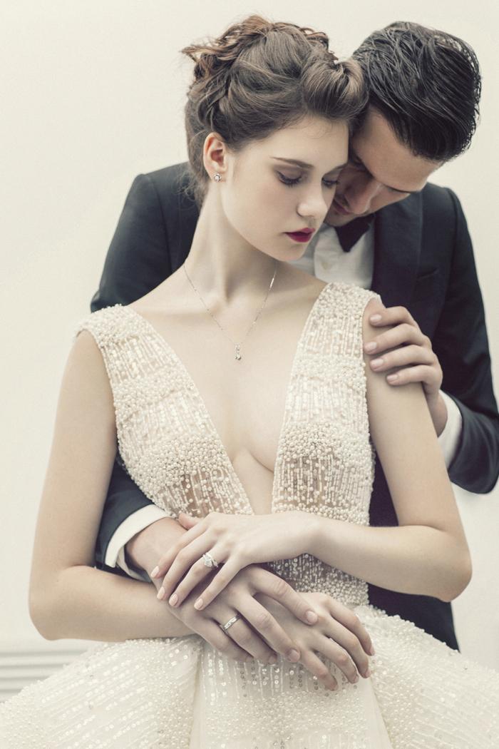 浪漫情缘 为爱加冕  I Do珠宝见证至美婚礼时刻