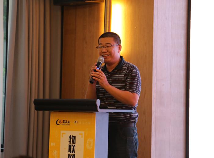 深圳市万全智能技术有限公司的执行副总监 宋允