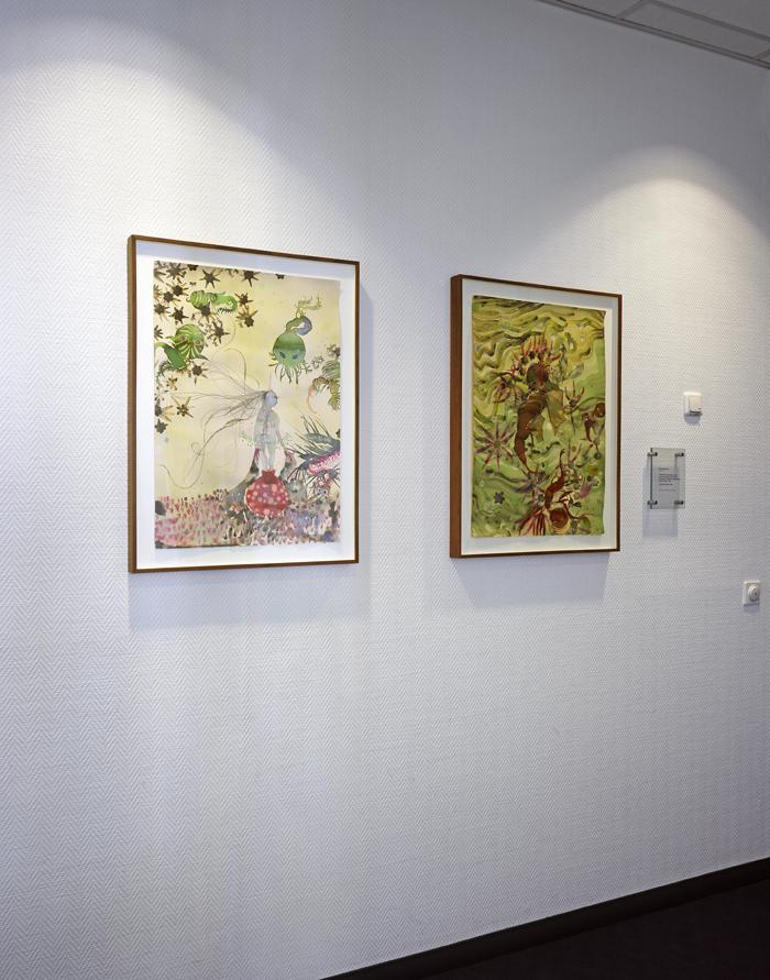 万宝龙礼赞圣莫里茨艺术大师展十周年庆典