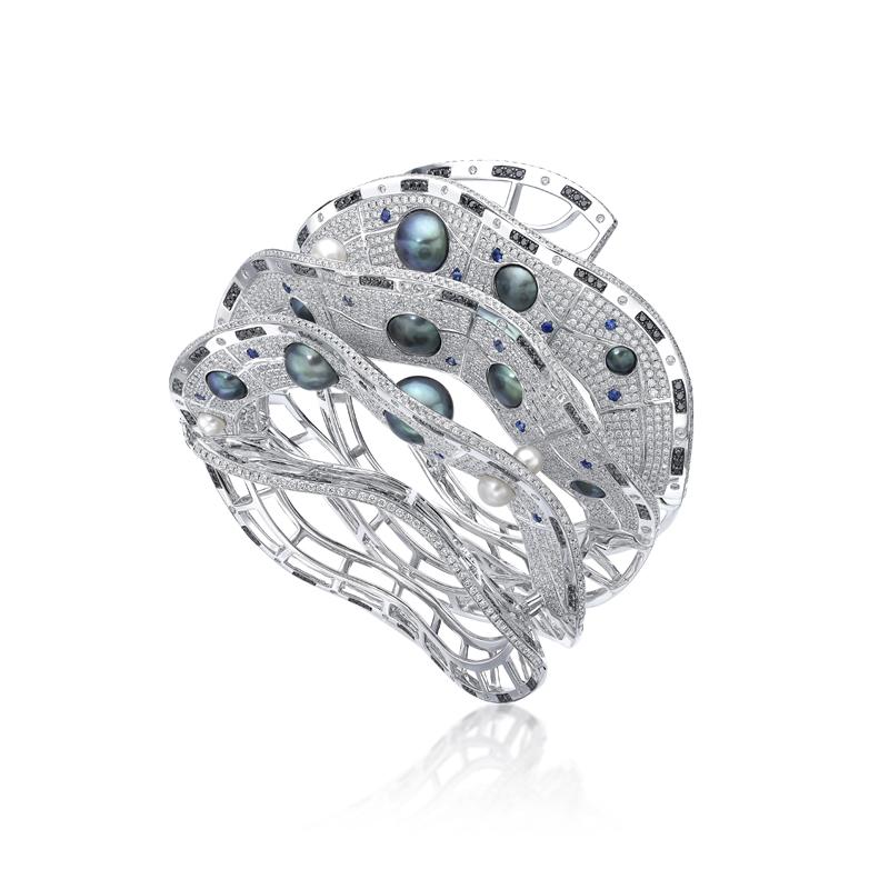 「JMA国际珠宝设计比赛2017」得奖名单与作品欣赏