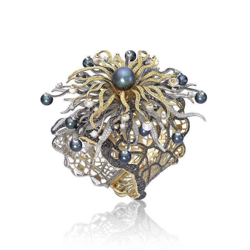 「JMA国际珠宝设计比赛 2017香港珠宝小姐 徐子珊