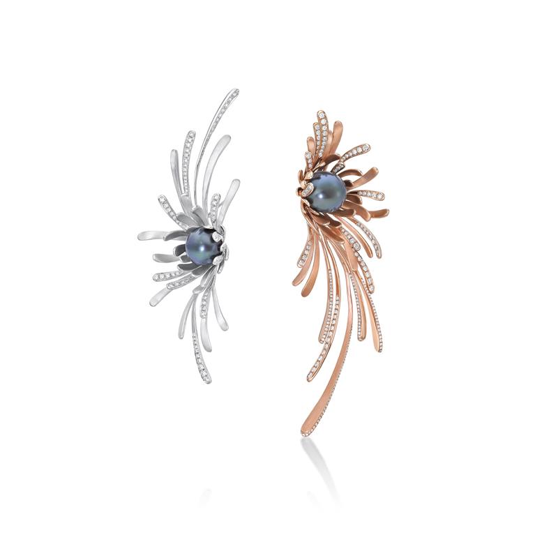 JMA国际珠宝设计比赛 2017香港珠宝小姐 徐子珊