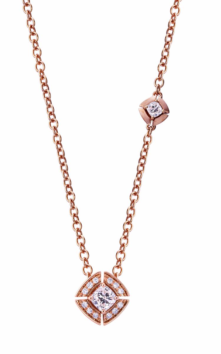 珠宝品牌 IDo 圣诞 玫瑰金 摩登女性