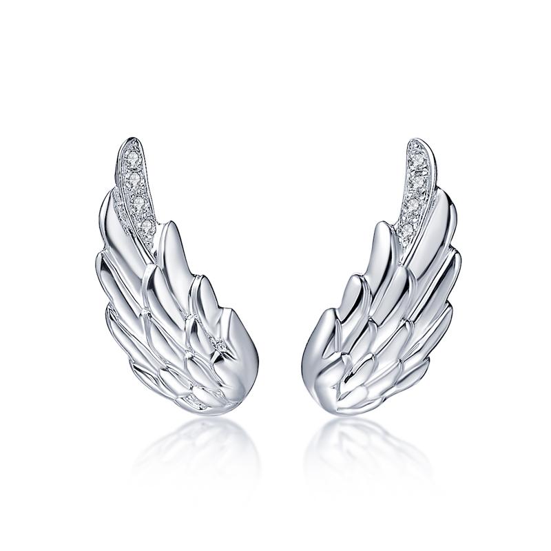 你若天使般降临 I Do天使之翼系列珠宝献礼女人节