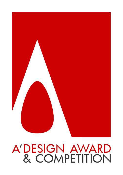 倪献鸥月光胸针被2018A'国际设计大奖赛授予'珠宝、眼镜和手表设计类设计奖的银奖