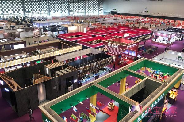 盛大起航 2018上海国际珠宝首饰展览会开幕